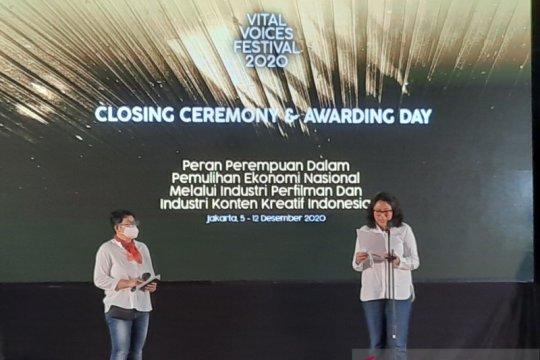 PFN sukses selenggarakan Vital Voices Festival 2020
