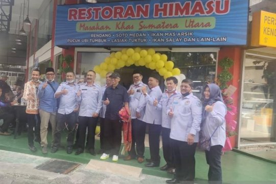 Dubes Hermono resmikan restoran Sumatera Utara di Malaysia