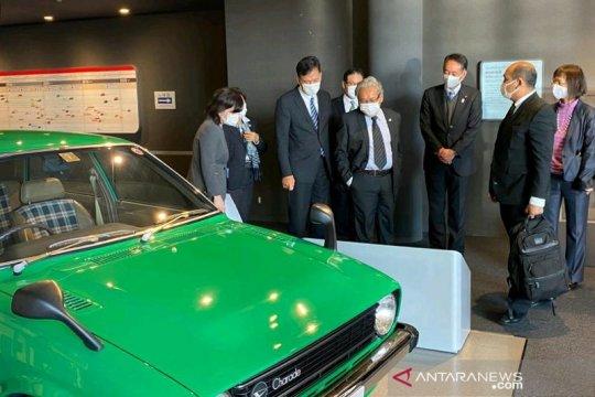 Berharap tambah investasi, Dubes: Daihatsu sangat populer di Indonesia