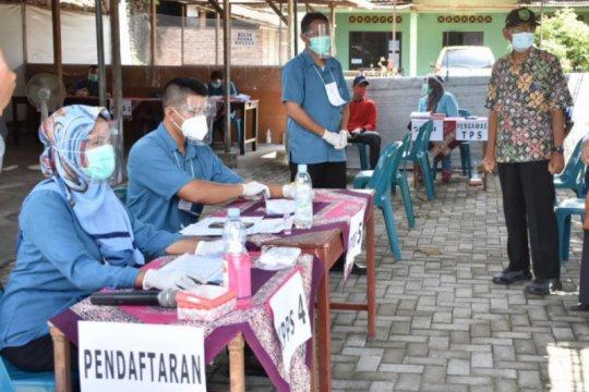KPU Bantul sebut 20 orang kontak erat KPPS positif COVID-19 dites usap