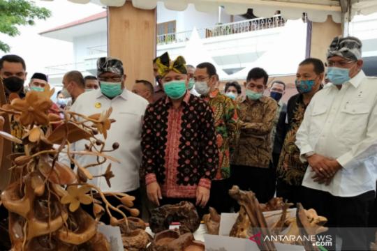 Menkop UKM dorong koperasi-UMKM di Sultra bangkit dari pandemi