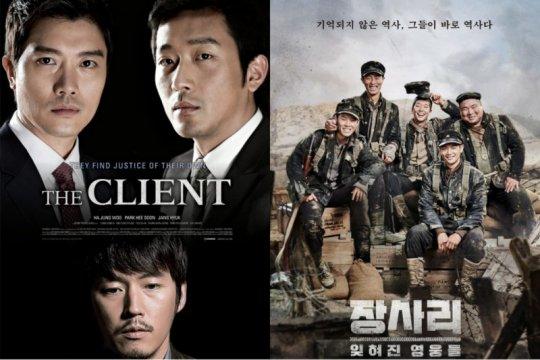 """""""The Client"""" lalu """"The Battle of Jangsari"""" rekomendasi film pekan ini"""