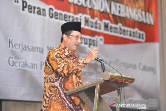 Fadel Muhammad sebut tiga kunci sukses bagi kepala daerah