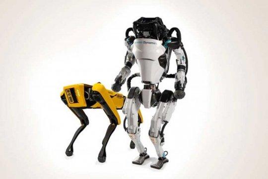 Boston Dynamics incar perluasan kemitraan dengan Hyundai Motor