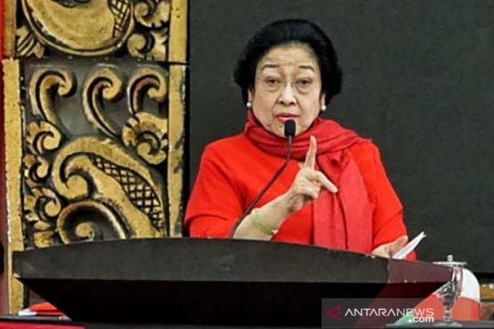 Pesan Megawati atas kemenangan besar dalam Pilkada Sulut 2020