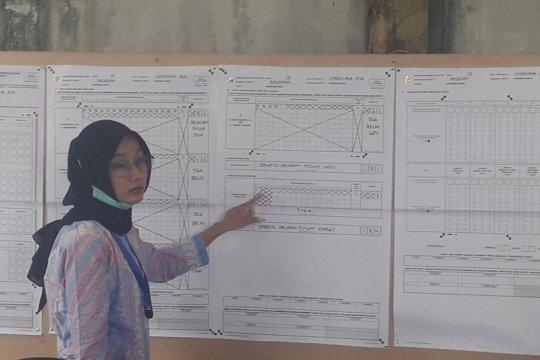 KPU gelar pemungutan suara ulang pilkada dua TPS di Pasaman Barat
