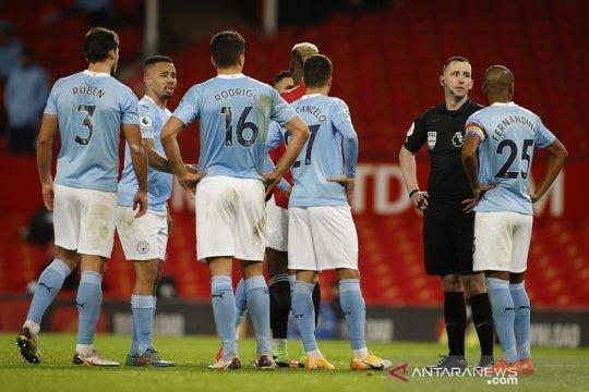 Manchester City laporkan tiga kasus baru COVID-19