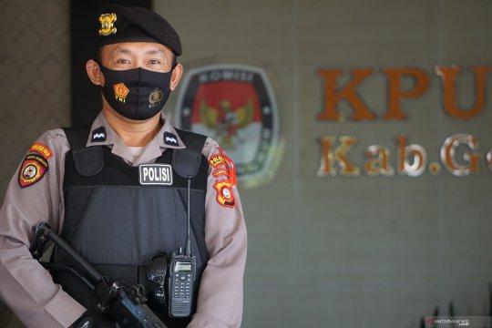 Partisipasi pemilih dalam Pilkada Gorontalo di atas 80 persen