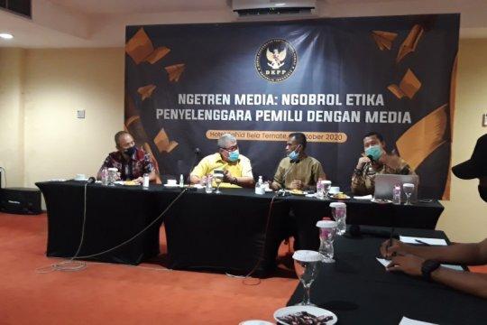 DKPP segera memeriksa Ketua dan Anggota Bawaslu Halmahera Utara