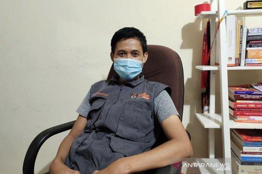 KPU Lampung catat partisipasi masyarakat sebesar 74,31 persen