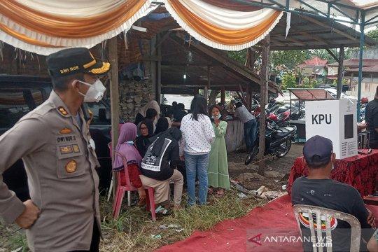 Polisi lakukan pengamanan khusus selama PSU Agam