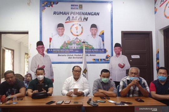 Tim Akhyar-Salman ungkap kejanggalan Pilkada Medan