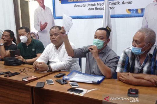 Satgas RLTS temukan ratusan formulir C-6 Pilkada Medan di rumah warga