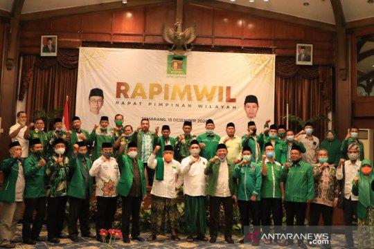 DPC se-Jateng sepakat dukung Gus Yasin menjadi Ketua Umum PPP