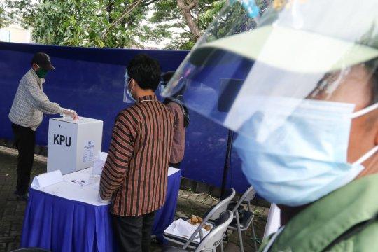 PSU Pilkada Surabaya digelar di TPS 46 Kelurahan Kedurus
