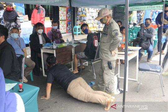Akhir pekan warga Sukabumi terkonfirmasi positif bertambah 152 orang