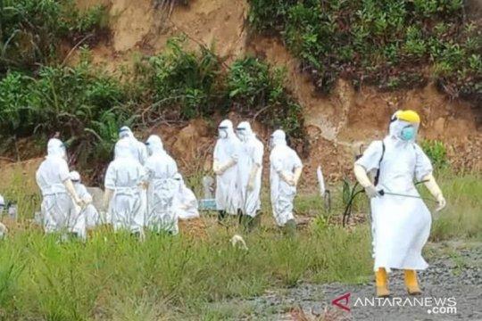 Ada dua lagi, pasien positif meninggal di Tarakan-Kaltara 15 orang