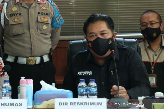 Polda Jabar-Polda Metro koordinasi usut kasus Rizieq di Megamendung