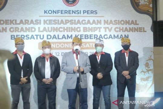 BNPT luncurkan BNPT TV Channel untuk diseminasi lawan radikalisme