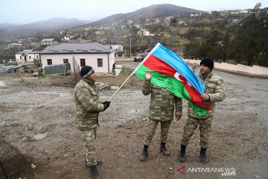 Pusat observasi Turki-Rusia untuk Nagorno-Karabakh dibuka
