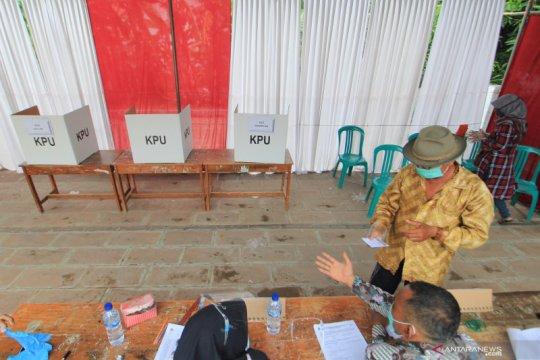 KPU Indramayu gelar PSU di dua TPS