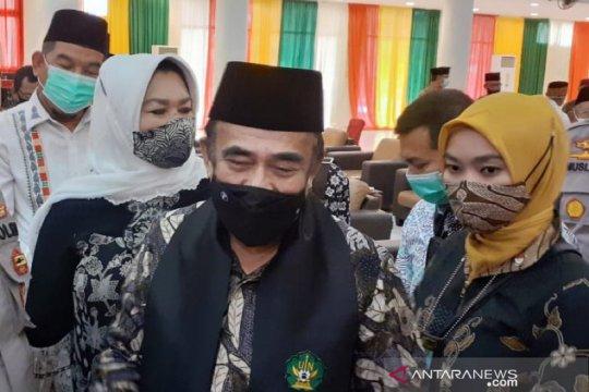 Menag sebut masalah kerukunan umat beragama di Aceh sudah selesai