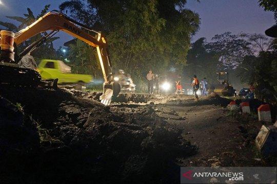 Ribuan jalan rusak di Jateng tertangani cepat melalui Jalan Cantik