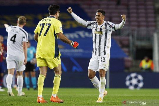 Danilo sebut Juventus kini berjuang untuk finis empat besar Serie A