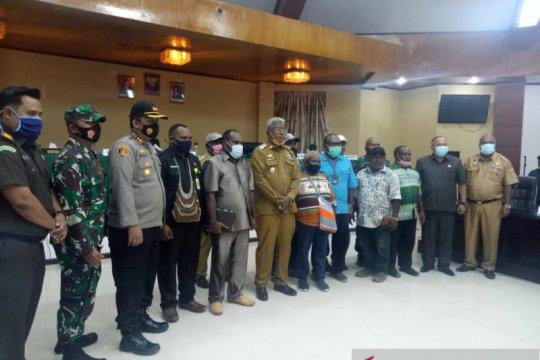 Pemkab-DPRD Mimika segera tinjau kondisi tiga kampung di Tembagapura