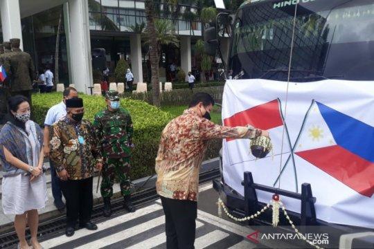 Sritex ekspor perdana seragam militer ke Filipina
