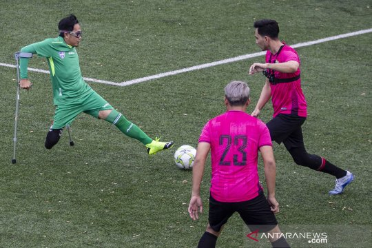 Garuda INAF vs Selebritis FC