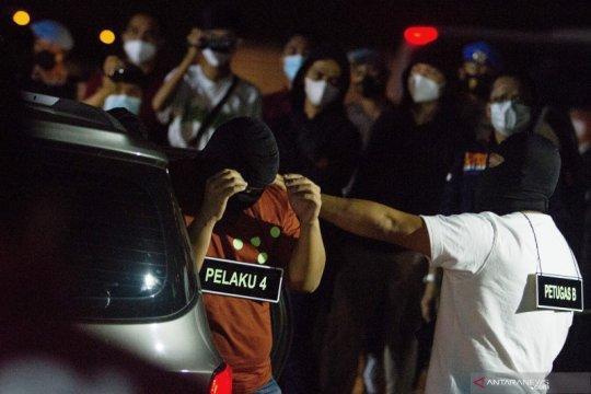 Bareskrim periksa wartawan Edy Mulyadi jadi saksi penembakan laskar
