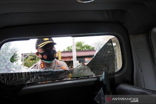 Polres Kupang tahan empat pelaku penganiayaan anggota kepolisian