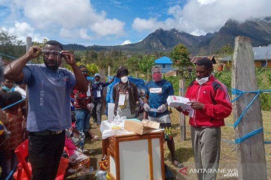 KPU Kabupaten Yalimo segera jemput hasil rekapitulasi dua distrik