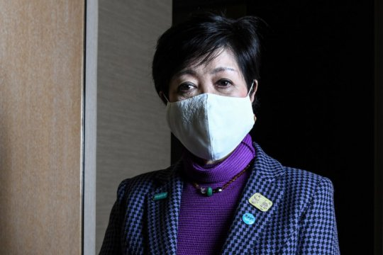 Gubernur Tokyo tegaskan tak ada alasan Olimpiade dibatalkan