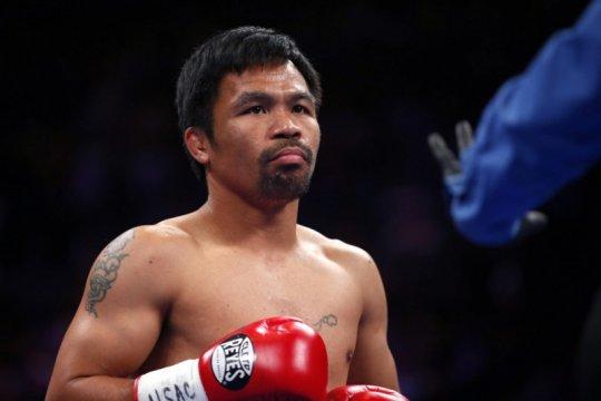 Manny Pacquiao bidik dua pertarungan tahun depan