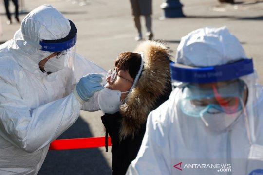 Korea Selatan uji COVID massal pada 70.000 narapidana dan sipir