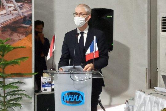 Mendag Prancis yakin WIKA IKON dibutuhkan dalam proyek infrastruktur