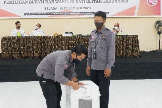 Pasangan Rini-Rahmad Santoso pemenang Pilkada Kabupaten Blitar