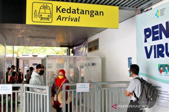 DAOP 7 Madiun tiadakan penjualan langsung tiket kereta api lokal
