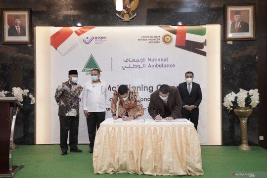 Indonesia-UEA kerja sama tingkatkan daya saing dan keterampilan PMI