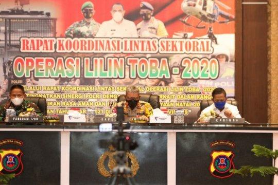 Kapolda Sumatera Utara himbau masyarakat bertahun baru secara daring
