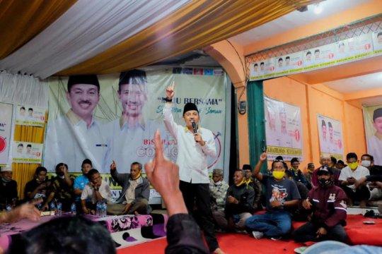 KPU Solok Selatan: Khairunas-Yulian Efi peroleh 35.420 suara