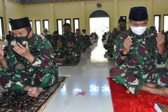 Kodam I/BB gelar doa bersama peringati Hari Juang TNI AD