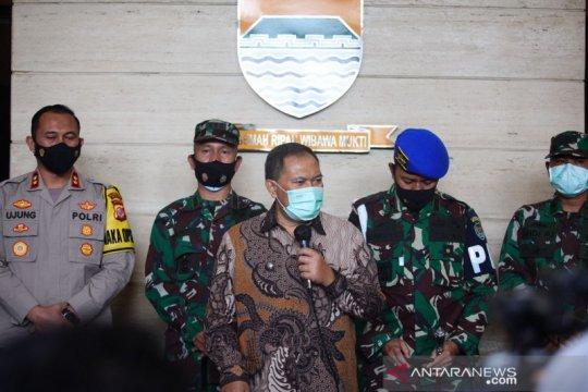 Wali Kota Bandung minta tak ada perayaan tahun baru sebabkan keramaian