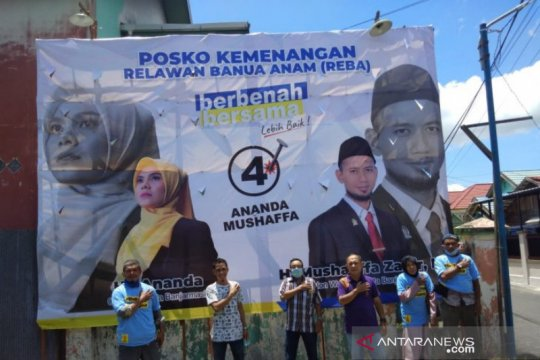 Ananda-Mushaffa menolak hasil rekapitulasi suara Pilkada Banjarmasin