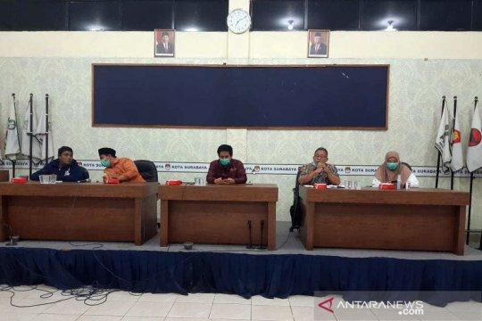 KPU: Rekapitulasi suara Pilkada Surabaya tingkat kota patuhi prokes