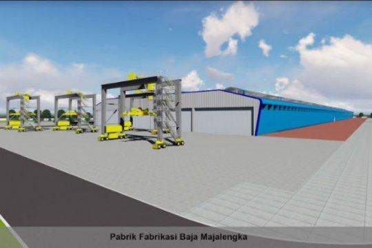 WIKA IKON berharap pabrik terbesar di Majalengka diresmikan awal 2021