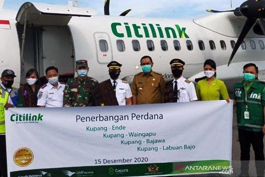 Citilink mulai layani empat rute penerbangan di NTT
