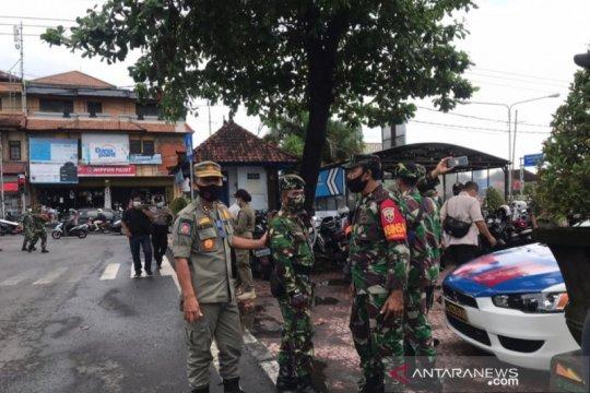 Satpol PP Denpasar jaring 1.393 orang pelanggar prokes
